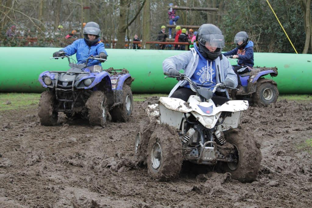 Scouts quads